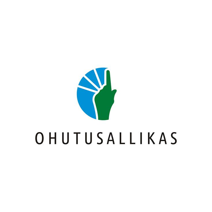 Ohutusallikas OÜ logo, design Grafilius OÜ