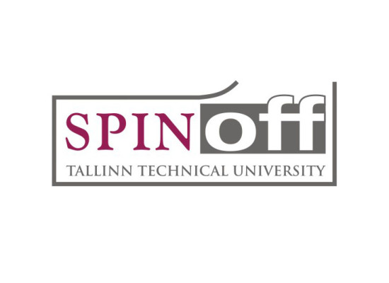 Tallinn University of Technology Spin-off logo