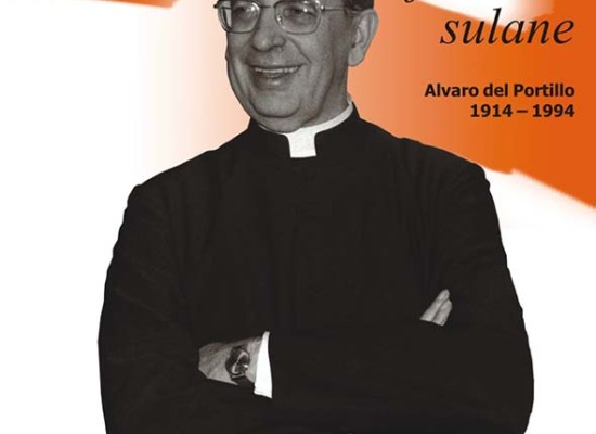 Msg Alvaro del Portillo 100th anniversary prints series