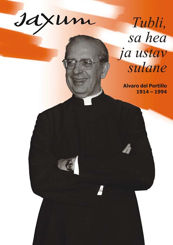 Msg Alvaro del Portillo 100. birth anniversary, part 1. Design Aili Mittal-Jogiste