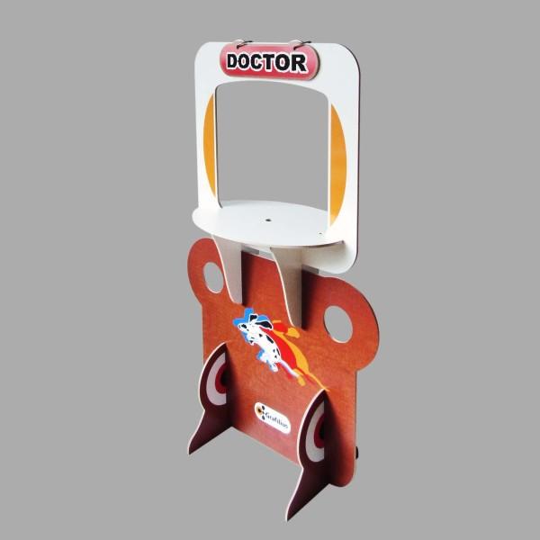 Playset 3-in-1, doctor. Grafilius OÜ