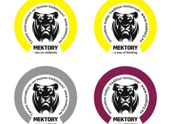 Stickers: Mektory – a way of thinking!