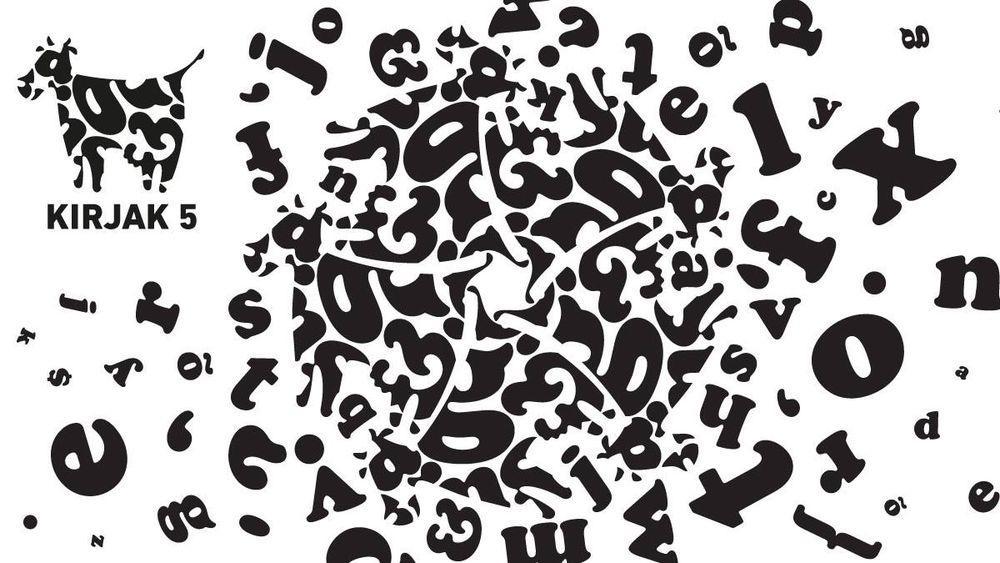 Typograafiaseminar Kirjak 5 Eesti