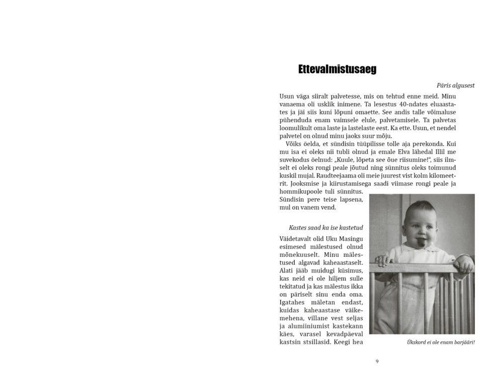 Ove Sander Meie vaimulikud lk 9