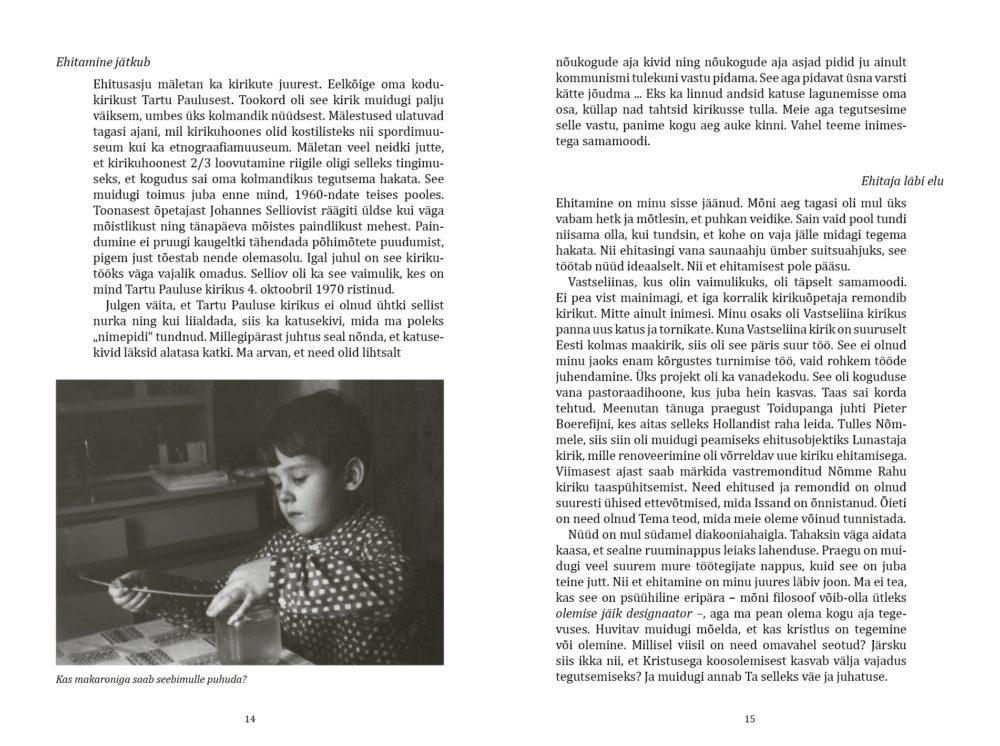 Ove Sander Meie vaimulikud lk 14-15