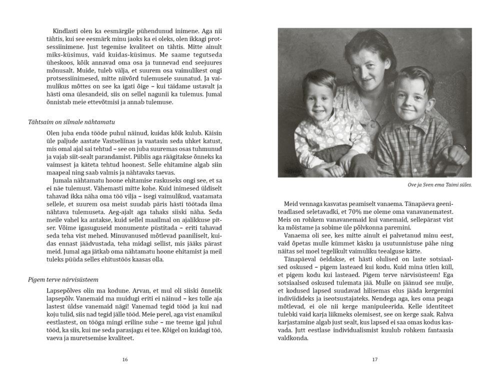 Ove Sander Meie vaimulikud lk 16-17