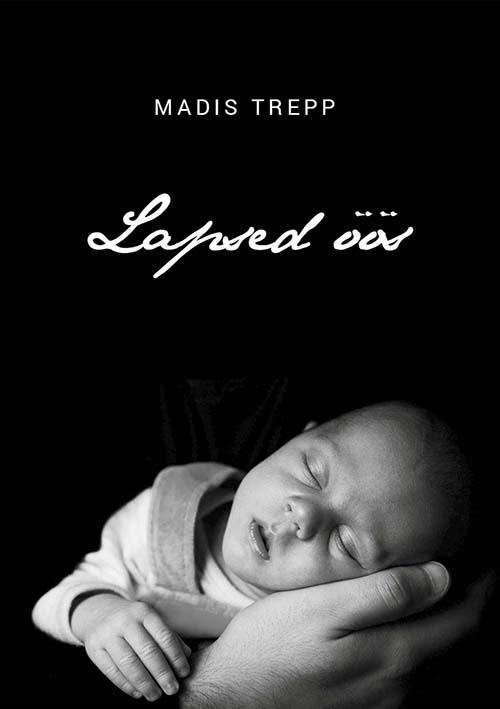Poems by Madis Trepp 2018. Design by Aili Mittal-Jõgiste Grafilius OÜ, photo by Vera Kratochvil
