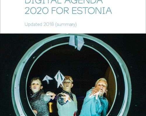 Küljendus: Digital Agenda 2020 for Estonia