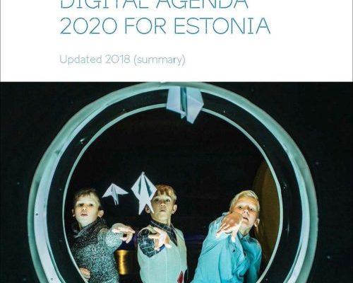 Layout: Digital Agenda 2020 for Estonia